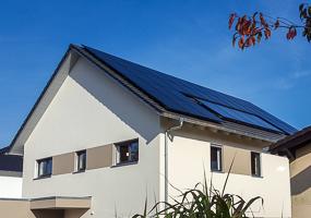 10 kWp Solar Installation in Koetschette, Luxemburg