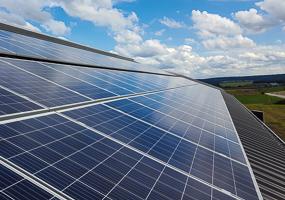 30 kWp PV Anlage in Schandel
